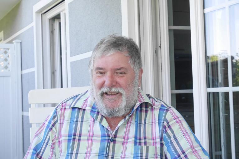 Behindertenbeauftragter Helmut Linges
